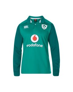 CCC Ireland VapoDri LS Home Classic Jersey 2017/18 - Green