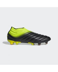 adidas Copa 19+ FG - Black/Yellow - Exhibit Pack