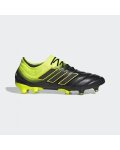 adidas Copa 19.1 FG - Black/Yellow - Exhibit Pack