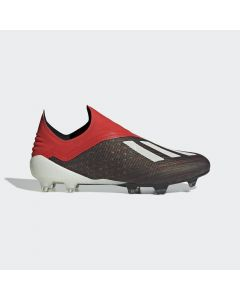 adidas X 18+ FG - Black/White/Red - Initiator Pack