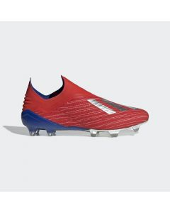 adidas X 18+ FG - Red/Silver/Royal - Exhibit Pack