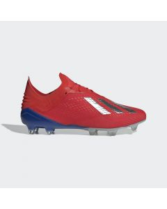 adidas X 18.1 FG - Red/Silver/Royal - Exhibit Pack