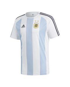 adidas Argentina Home Fanshirt 2017/18 - White/Blue