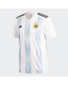 adidas Argentina Home Jersey Mens 2018 - White/Blue - World Cup 2018