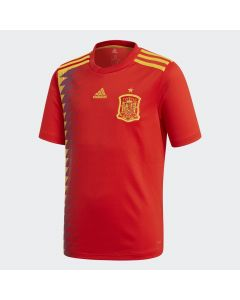 adidas Spain Home Jersey Youth 2018 - Red - World Cup 2018