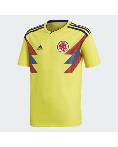 adidas Colombia Home Jersey Youth 2018 - Yellow - World Cup 2018