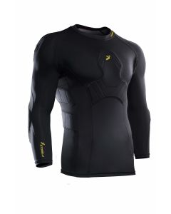 Storelli BodyShield 3/4 GK Undershirt - Black