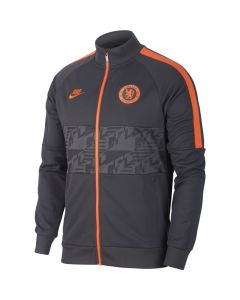 Nike Chelsea FC Mens I96 Jacket - Anthracite
