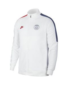 Nike Paris Saint-Germain Mens I96 Jacket - White