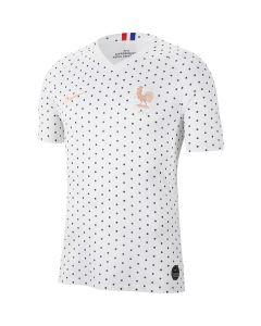 Nike France Men's Away Jersey 2019 - White
