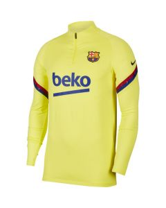 Nike Barcelona Strike Drill Top 2019/20 - Yellow