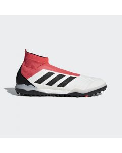 adidas Predator Tango 18+ TF - White/Black/Red - Cold Blooded