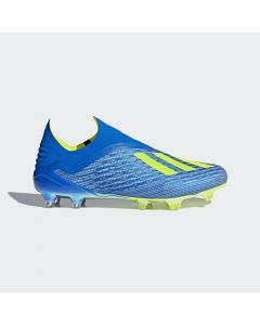 adidas X 18+ FG - Royal/Yellow - Energy Mode