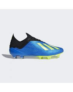 adidas X 18.1 FG - Royal/Yellow - Energy Mode