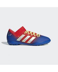 adidas Nemeziz Messi Tango 18.3 TF Jr - Red/Blue - Initiator Pack