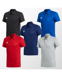 adidas Core 18 Polo Shirt Mens