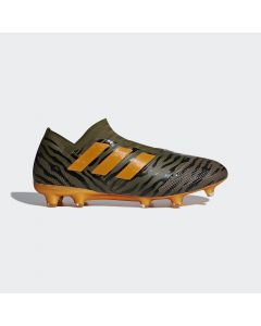 adidas Nemeziz 17+ FG - Green/Orange - Lone Hunter