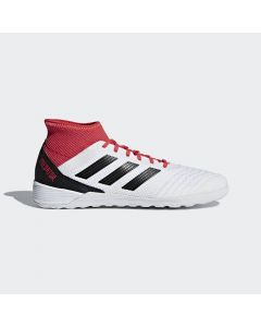 adidas Predator Tango 18.3 IC - White/Red - Cold Blooded