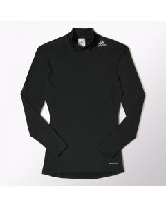 adidas TechFit Base Warm Mock - Black