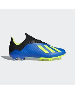 adidas X 18.2 FG - Royal/Yellow - Energy Mode