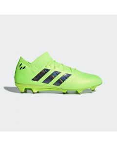 adidas Nemeziz Messi 18.1 FG - Green/Black - Energy Mode