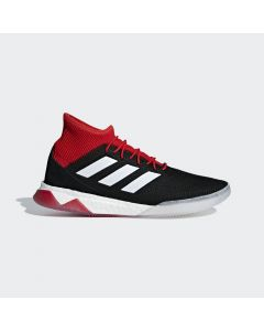 adidas Predator Tango 18.1 Trainer - Black/Red - Team Mode