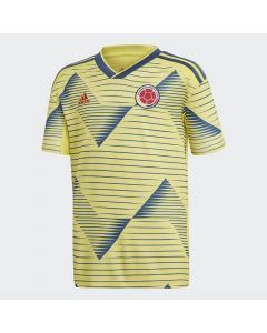 adidas Colombia Home Jersey Youth 2019/20 - Yellow - Copa America 2019