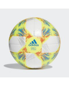 adidas Conext 19 Top Training Replica Ball - White/Yellow