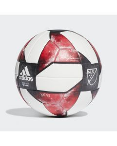adidas MLS NFHS Top Training Ball 2019 - White/Red