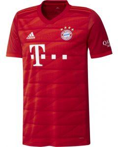 adidas Bayern Munich Youth Home Jersey 2019/20-Red