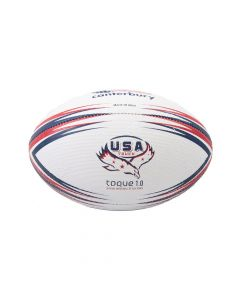 CCC USA Touch Official Match Ball Toque 1.0 - White/Red/Blue