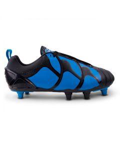 CCC Stampede Elite Rugby Boots - Black/Blue