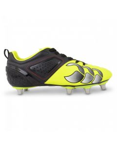 CCC Phoenix Elite 8 Stud Rugby Boots - Black/Yell
