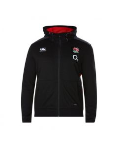CCC England Vapordri Fleece FZ Hoody - Black