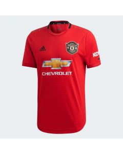 Manchester United Authentic Home Jersey 2019/20 - Real Red