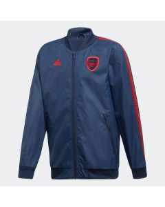 Adidas Arsenal Anthem Jacket Youth- Navy