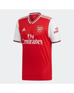 Adidas Arsenal Mens Home Jersey 2019/20 - Red