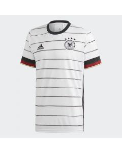 adidas Germany Home Jersey Mens 2020 - White - Euro 2020