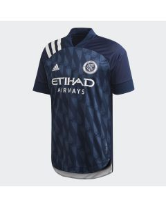 adidas NYCFC Away Authentic Jersey Mens 2020 - Navy