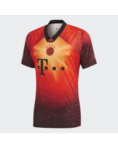 adidas Bayern Munich EA Sports Jersey 2018/19 - Orange