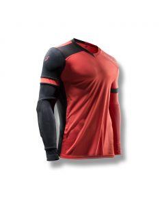 Storelli ExoShield Gladiator Goalkeeper Jersey - Coral