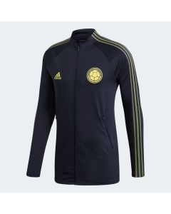 adidas Colombia Anthem Soccer Jacket 2019/20 -Navy