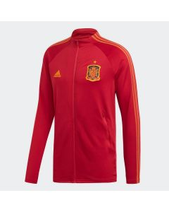 Adidas Spain Anthem Jacket-Red