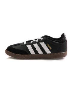 adidas Samba Easy-Closure Infant Shoes - Black/White