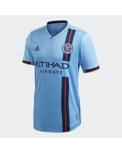 adidas NYCFC Home Authentic Jersey 2020 - Light Blue