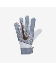 Nike Match Goalkeeper Gloves Jr -Siver Grey