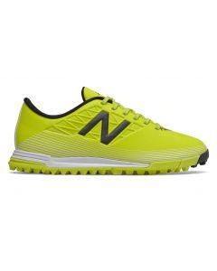New Balance Furon V5 Dispatch Turf Junior soccer shoes - Yellow