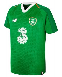 NB Ireland Home Jersey Youth 2018 - Green