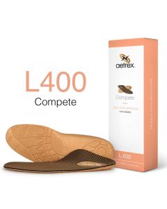 Aetrex Complete Orthotics Med/High Arches Women Insoles