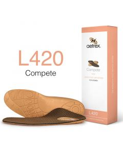 Aetrex Complete Orthotics Flat/Low Arches Women Insoles